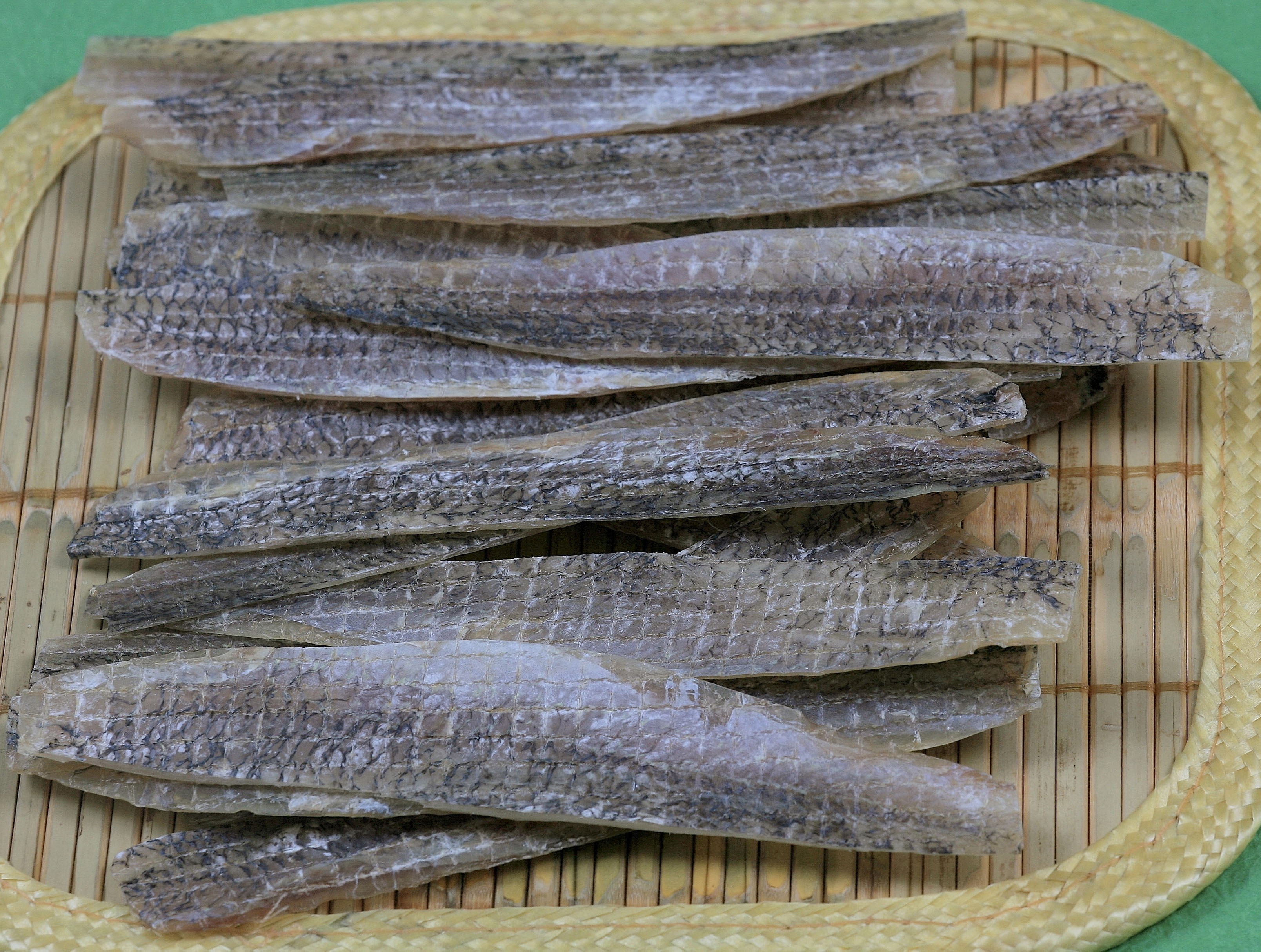 HC13256 - Dried Lizard fish fillet