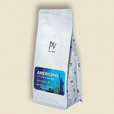 HC1346PV05 - Fine Coffee AMERICANO Roasted Whole Bean