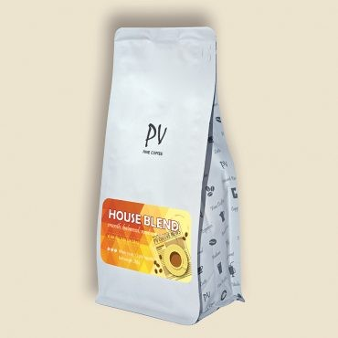 HC1347PV07 - Fine Coffee HOUSE BLEND Roasted Whole Bean