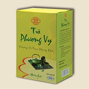 HC765TPV044 - Green Tea Tra Huong Lai (box)