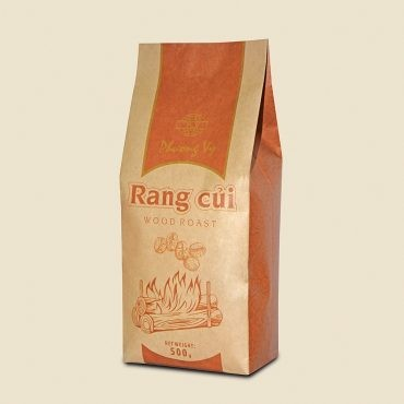 HC1355CPV002 - Vietnamese Traditional Coffee, Wood Roast
