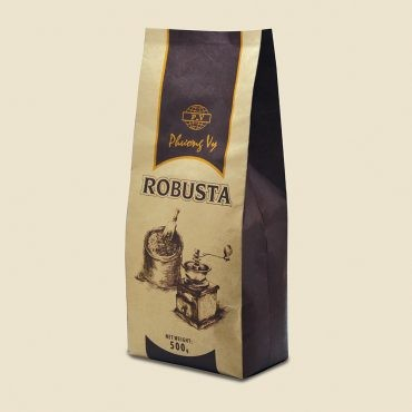 HC1354CPV033 - Vietnamese Traditional Coffee, Robusta Coffee
